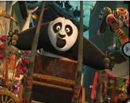 Kung Fu Panda 2 hidden objects játék